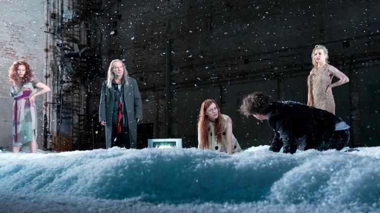 John Gabriel Borkman | Henrik Ibsen | Akademietheater