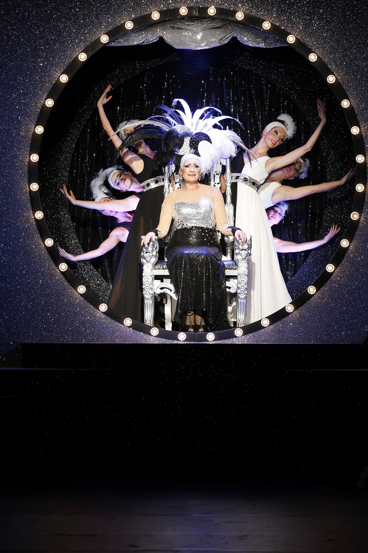 FRAU LUNA, Premiere am 27. Oktober 2016 im TIPI am Kanzleramt