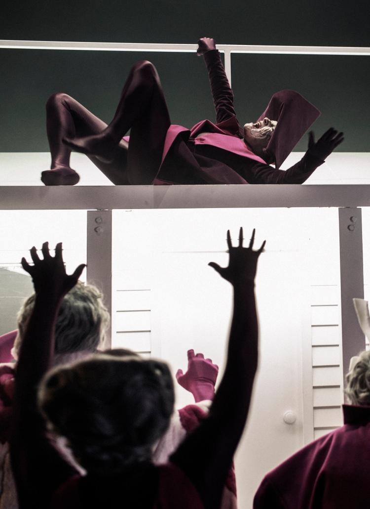 ANTIGONE UND OEDIPUS Regie Ersan Mondtag Premiere am 17.2.2017 am Gorki Theater Berlin