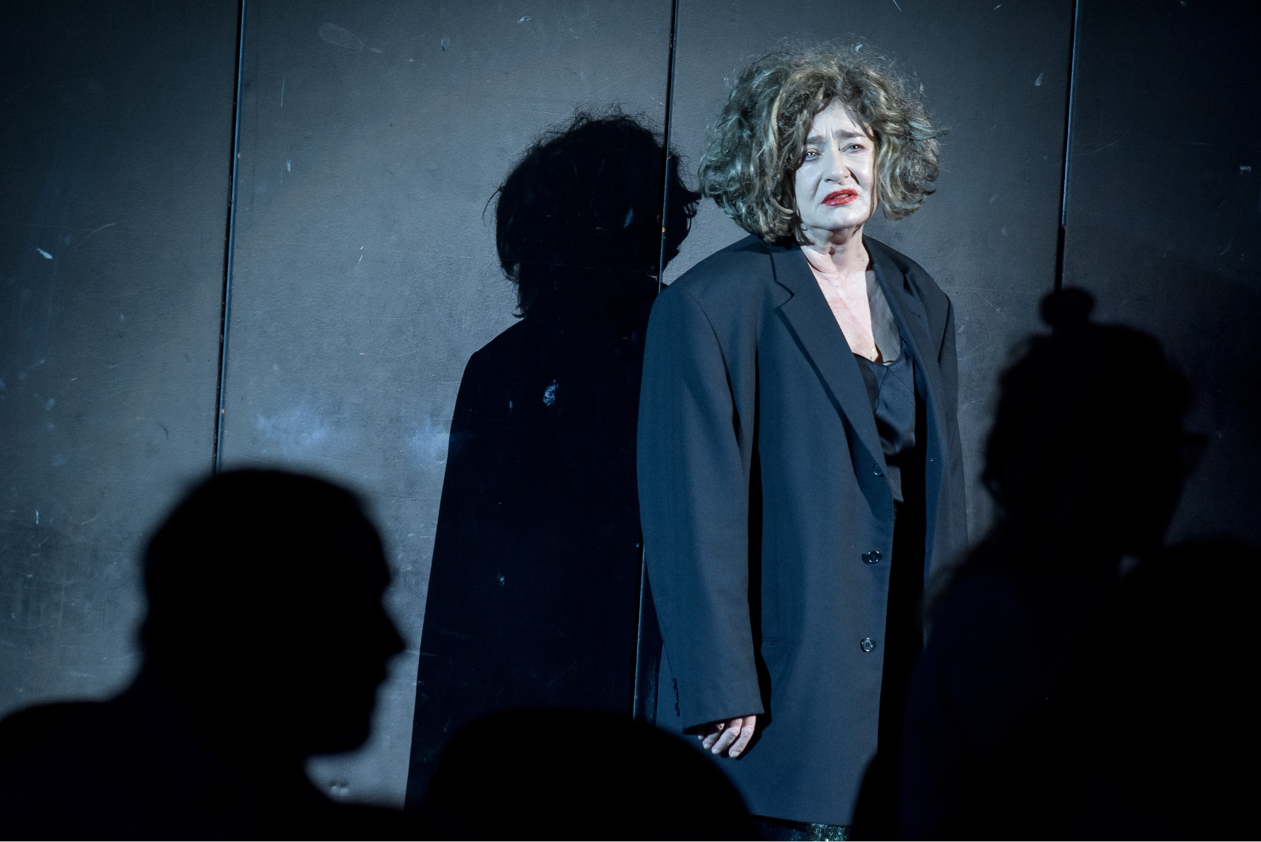 Richard III Regie: Jan Bosse Mechthild Großmann Foto: Arno Declair