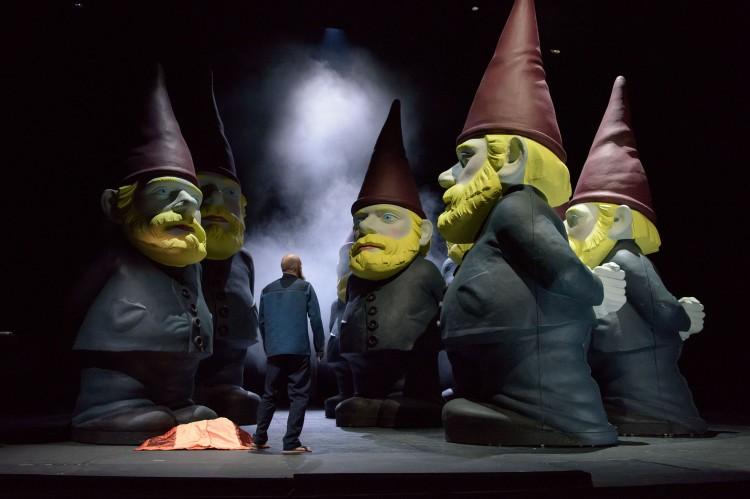 Ein Volksfeind | Henrik Ibsen | Burgtheater